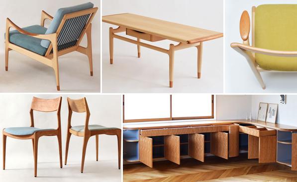 北欧デザインの家具を製作している【enstol(エンストル)】