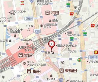 大阪にあるTOTO(住宅のリノベーション・リフォームに役立つメーカー)