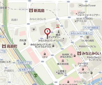 yokohama-otsuka-map