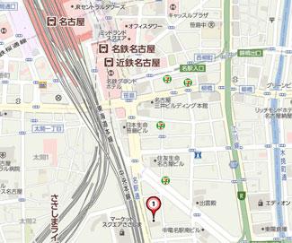 nagoya-lixil-map