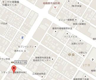 sagamihara-takara-map
