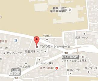 hiratuka-to-map
