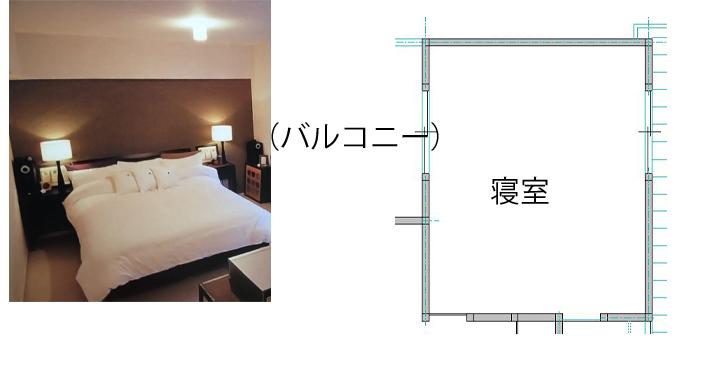 2階 寝室の参考事例写真