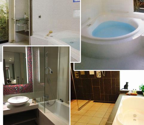 リノベーション・リフォームで古い浴室を在来工法でガラス張りの浴室に【費用と必須知識】