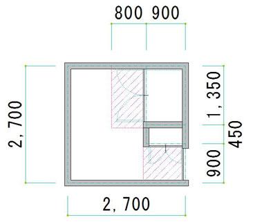 【必見】寝室を広く使いたい!収納リフォームの考え方