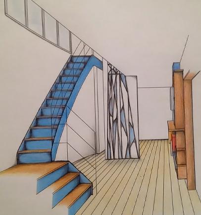 木造住宅を約900万円でアートにリノベーションした見積費用とプランの参考事例